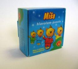 Hlavolam - puzzle Míša