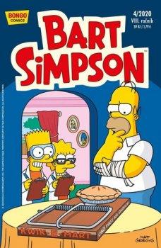 Simpsonovi - Bart Simpson 4/2020