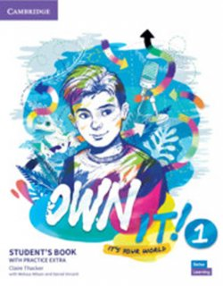 Own it! 1 Student´s Book with Practice Extra
