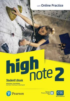 High Note 2 Student´s Book with Pearson Practice English App