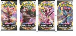 Pokémon TCG: SWSH02 Rebel Clash Booster