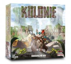 Kolonie - Desková hra