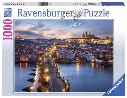 Puzzle Praha v noci/1000 dílků