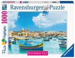 Puzzle Malta/1000 dílků
