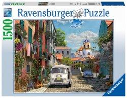 Puzzle Jižní Francie 1500 dílků