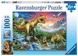 Puzzle U dinosaurů/100 dílků