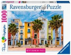 Puzzle Španělsko/1000 dílků