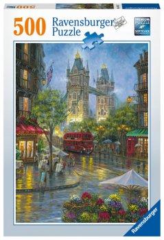 Puzzle Malebný Londýn 500 dílků