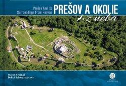 Prešov a okolie z neba