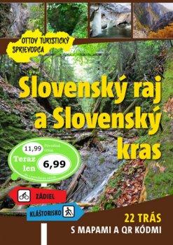 Slovenský raj a Slovenský kras Ottov turistický sprievodca