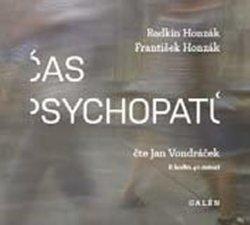 Čas psychopatů - CDmp3 (Čte Jan Vondráček)