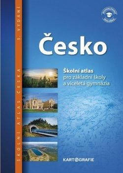 Česko - Školní atlas pro základní školy a víceletá gymnázia