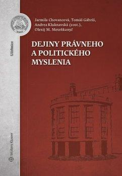 Dejiny právneho a politického myslenia