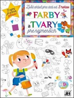 Zošit aktivít Farby a Tvary