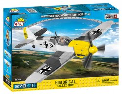 Stavebnice COBI - II WW Messerschmitt BF 109