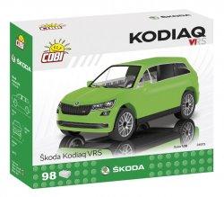 Stavebnice COBI - Škoda Kodiaq VRS, 1:35, 98 k