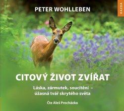 Citový život zvířat - CDmp3 (Čte Aleš Procházka)