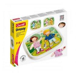 Dressy Baby magnetic dress-up puzzle - magnetická skládačka