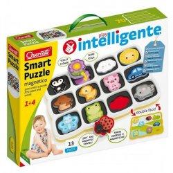 Smart Puzzle magnetico first colors and words - magnetická skládačka