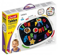 Tablet Magnetico Letters