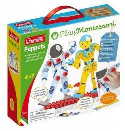 Puppets nuts & bolts puppets - postavičky se šroubky a matičkami