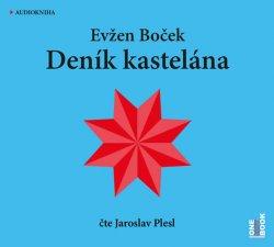 Deník kastelána - CDmp3 (Čte Jaroslav Plesl)