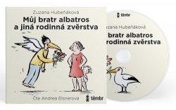 Můj bratr albatros a jiná rodinná zvěrstva - audioknihovna