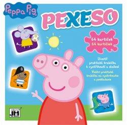 Peppa - Pexeso v sešitu