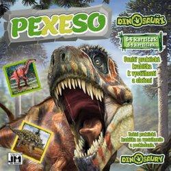 Dinosauři - Pexeso v sešitu