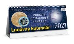 Lunárny kalendár 2021