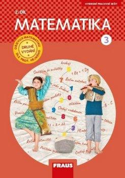 Matematika 3/2 – dle prof. Hejného nová generace pracovní sešit