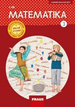 Matematika 3/1 – dle prof. Hejného nová generace pracovní sešit