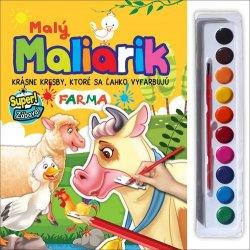 Malý maliarik - farma