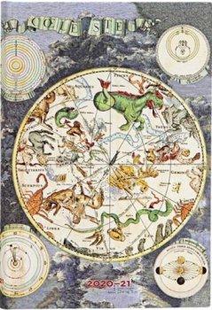 Diář Celestial Planisphere 2021 HOR