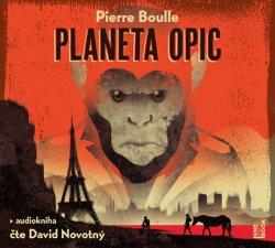 Planeta opic - CDmp3 (Čte David Novotný)