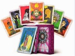 Hedvábná cesta k harmonii duše - kniha + 32 karet