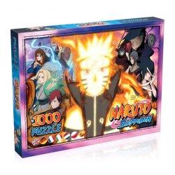 Puzzle Naruto 1000 dílků
