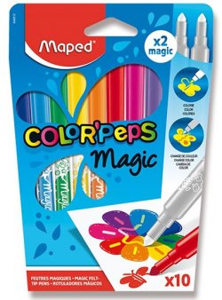 Fixy MAPED Color Peps Magic 8+2 ks