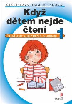 Když dětem nejde čtení 1 - Čtení slov s otevřenou slabikou