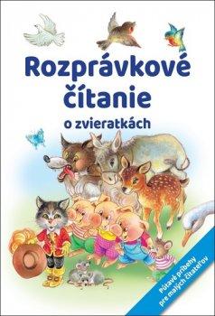 Prvé čítanie o zvieratkách veľké písmená