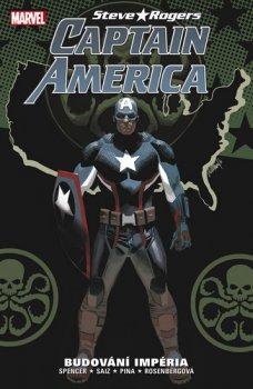 Captain America Steve Rogers 3: Budování impéria