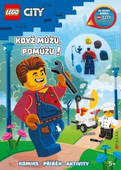 LEGO® City. Když můžu, pomůžu!