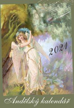 Kalendář 2021 - Andělský /nástěnný
