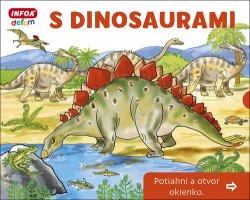 S dinosaurami Potiahni a otvor okienko