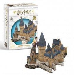 Harry Potter 3D puzzle Bradavice - Velká síň - 161 dílků