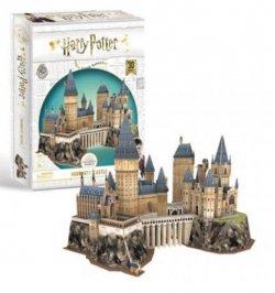 Harry Potter 3D puzzle Bradavice - Hrad 211 dílků
