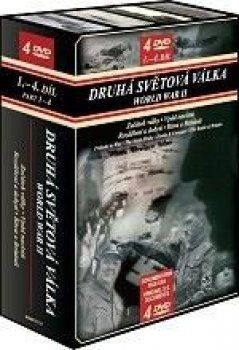 World War II - 4 DVD