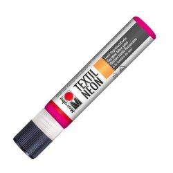Marabu kontura na textil/neonová růžová 25 ml