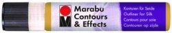 Marabu kontura na hedvábí a textil/zlatá 25ml