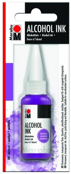 Marabu Alkoholový inkoust/amestystový 20 ml